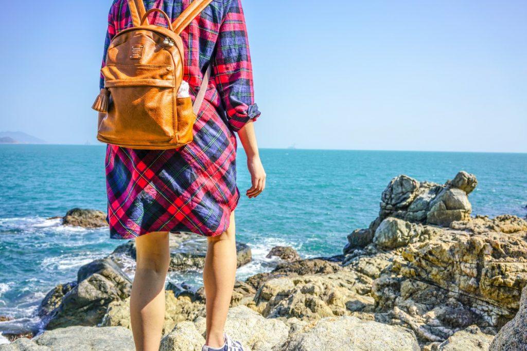 Backpacker ke Bali