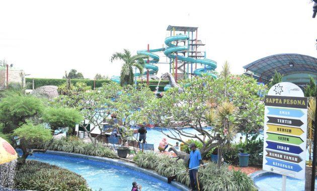 Sun City WaterPark Sidoarjo
