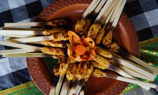 Sate Lilit Bali