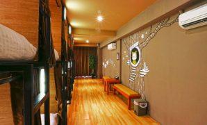 VK Pods Capsule Hotel di Bandung