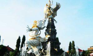 Taman Kota Ciung Wanara Gianyar Bali