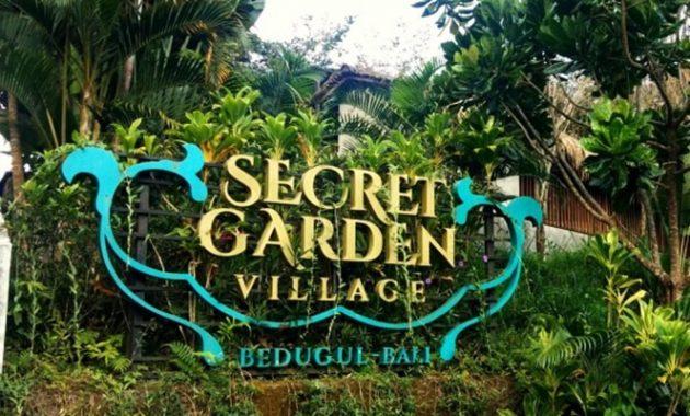 Secret Garden Village bali